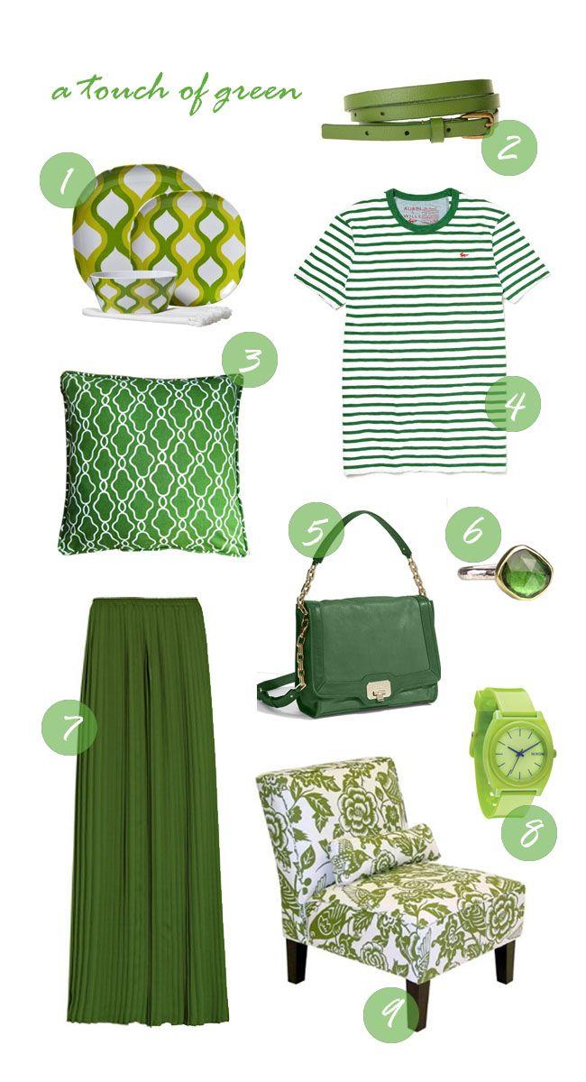 green favorites