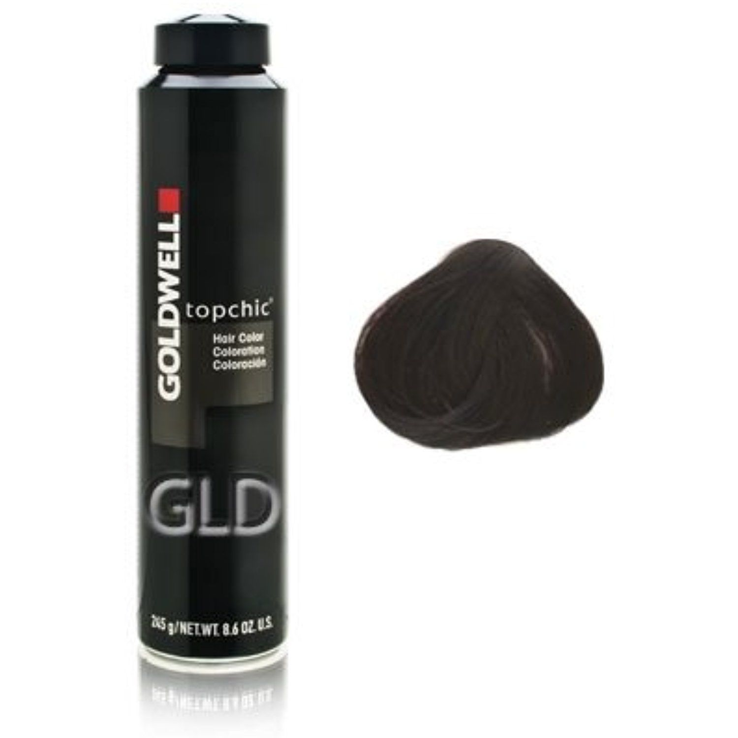 Goldwell Topchic Hair Color Coloration Can 4g Chestnut Click Image To Review More Details This Is An Affiliate Link Goldwell Hair Color Color Corrector