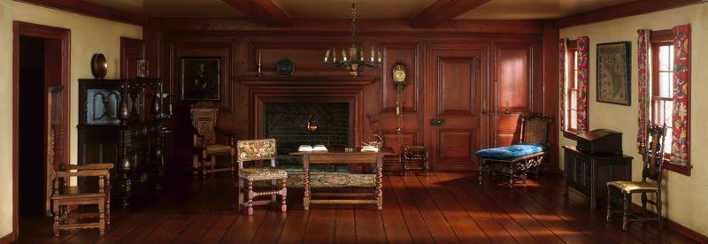 Rooms: A2: New Hampshire Parlor, C. 1710