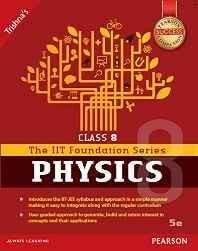 IIT Foundation Physics Class 8 Paperback ? 1 Feb 2016