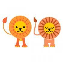 Lovely Cartoon Lion SVG Cuttable Files