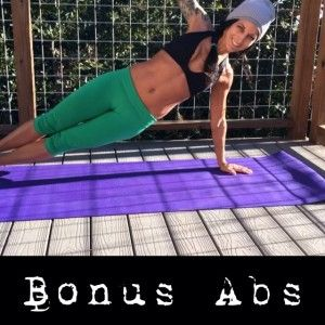 1 abs circuit  ab circuit workout challenge abs