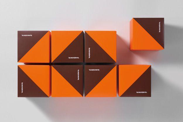 La Nevateria - packaging - Bisgràfic #packaging #design