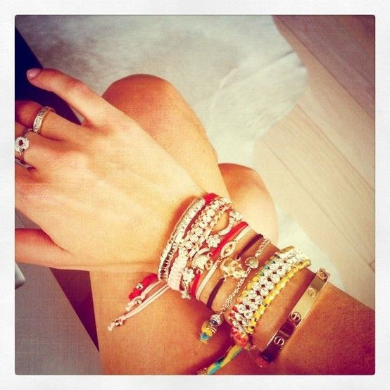 Arm candy #clever