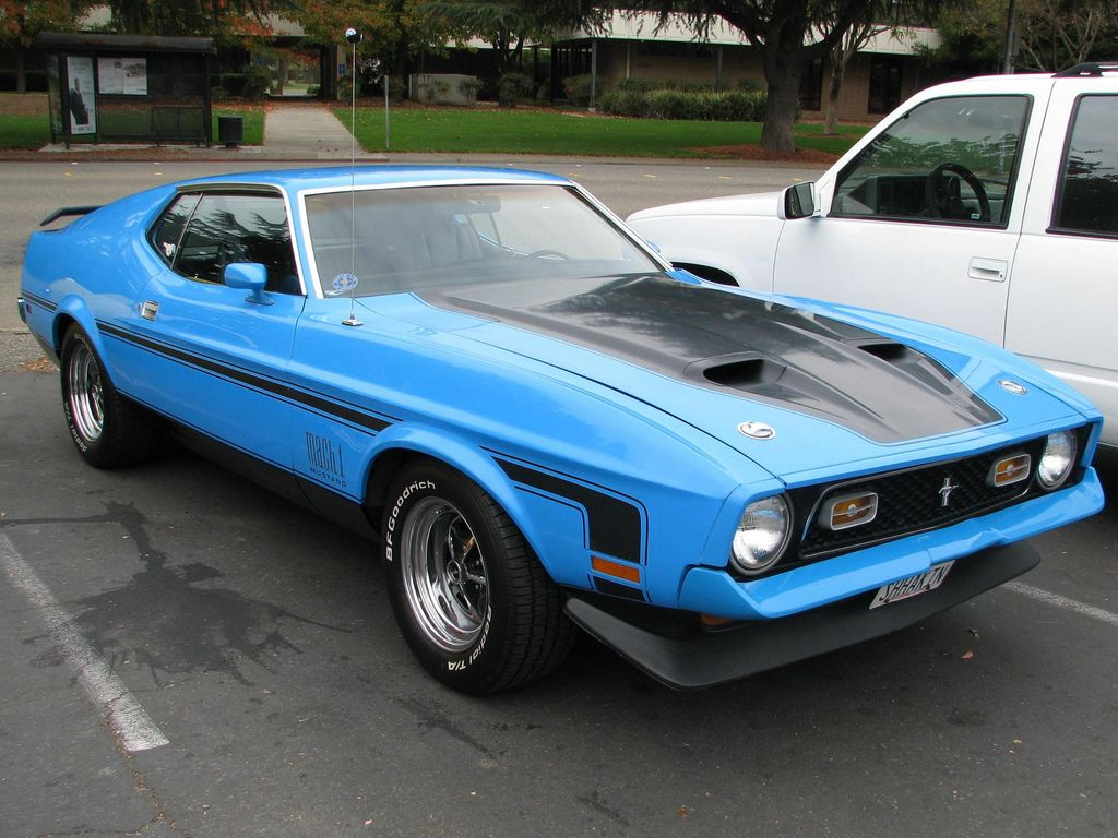 1972 ford mustang mach 1 1972 ford mustang for sale on classiccars com