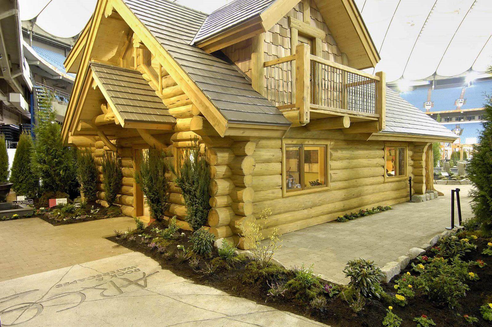 Casas De Madera Cabanas Rusticas Casas Estilo Cabanas De Madera