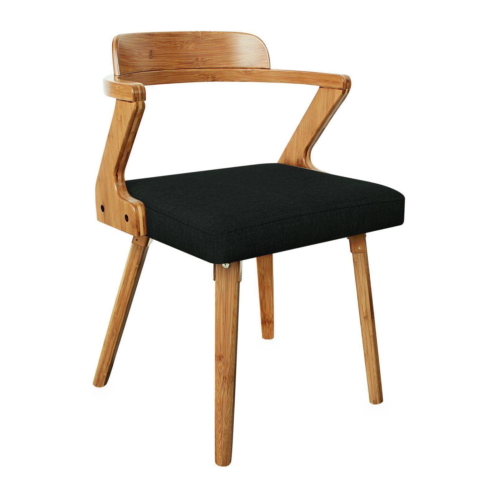 potiron new york chaise noir id e maison chaise. Black Bedroom Furniture Sets. Home Design Ideas