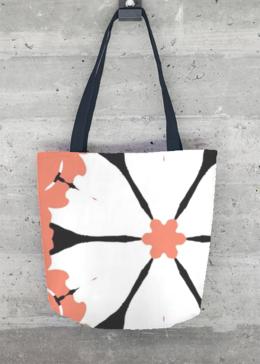 VIDA Statement Bag - abstracto statementbag by VIDA 5MZin5m