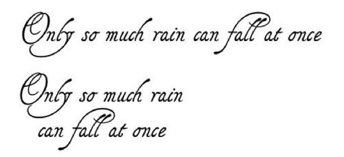 Cursive Tattoo Fonts for Women | ... tribal fonts fancy incredible ...