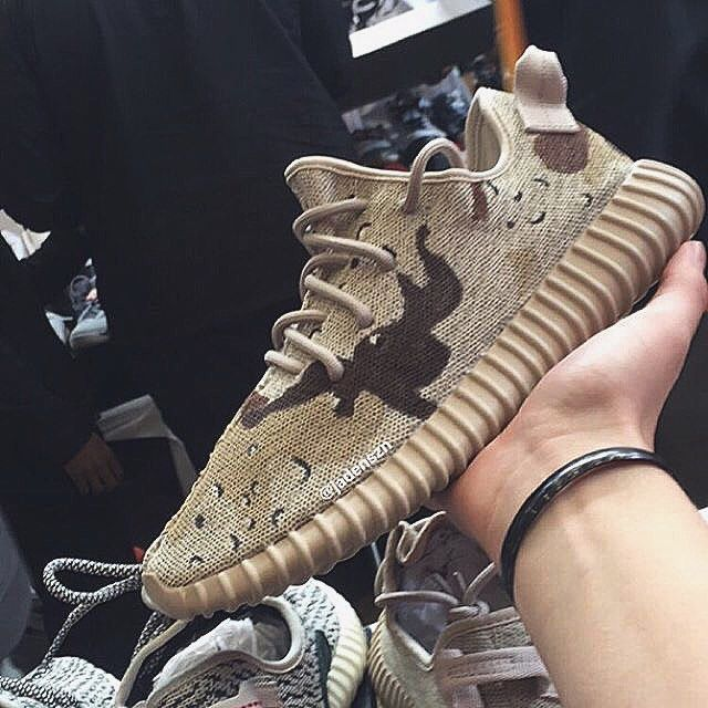 PK FACTORY GOD Yeezy Boost 350 Moonrock With BASF Boost And