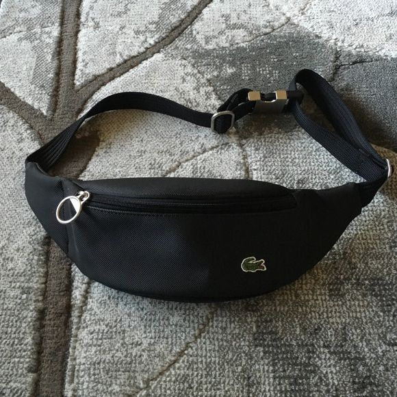 lacoste bum bag