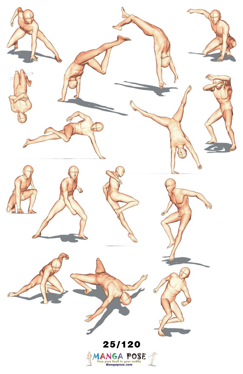 Drawing Manga Pose Free Pose Book In My Moble Manga Poses Figure Drawing Poses Drawing Poses