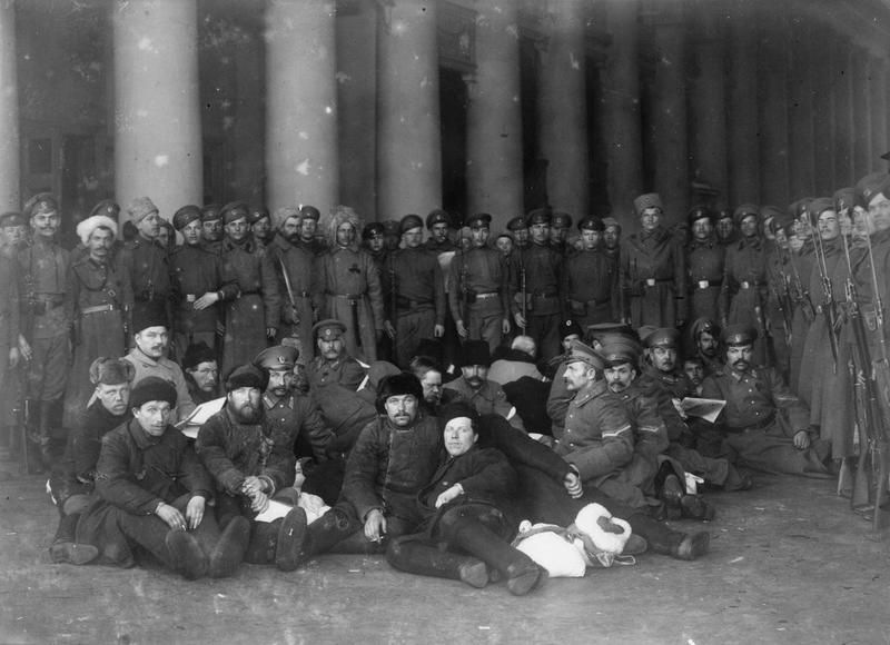 russian revolution overthrow tsar hu a group of  cd2facbbcebe187fb8def924fcb2e98b jpg