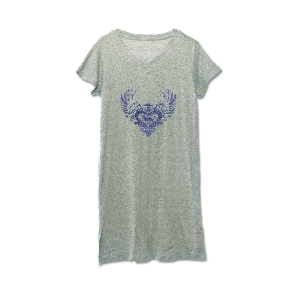 Flannel under shirt  Amazon Dachshund Womenus Nightshirt by CafePress Clothing