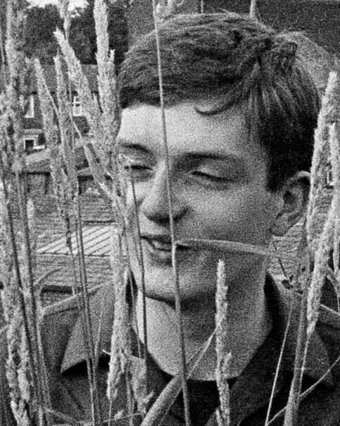 Ian Curtis.
