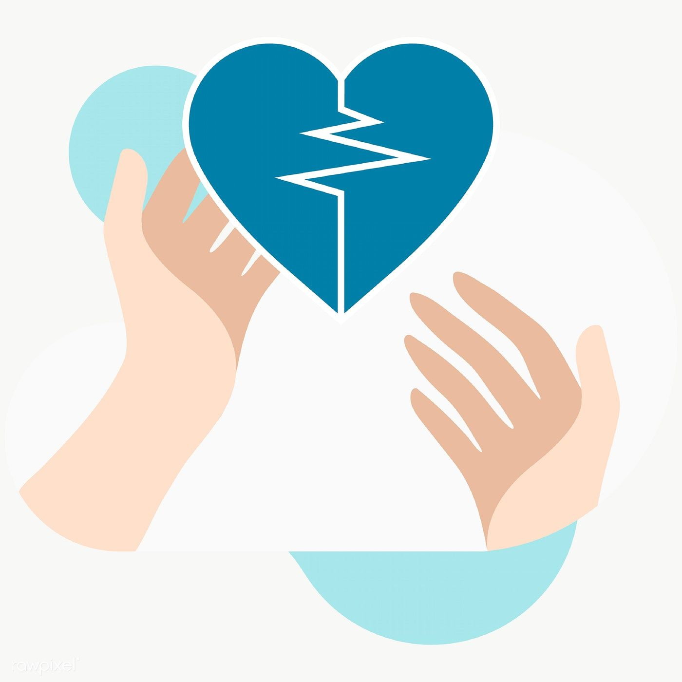 Hands Supporting Heart Problem Disease Campaign Free Image By Rawpixel Com Katie In 2021 Heart Problems Medical Illustration Medical Wallpaper