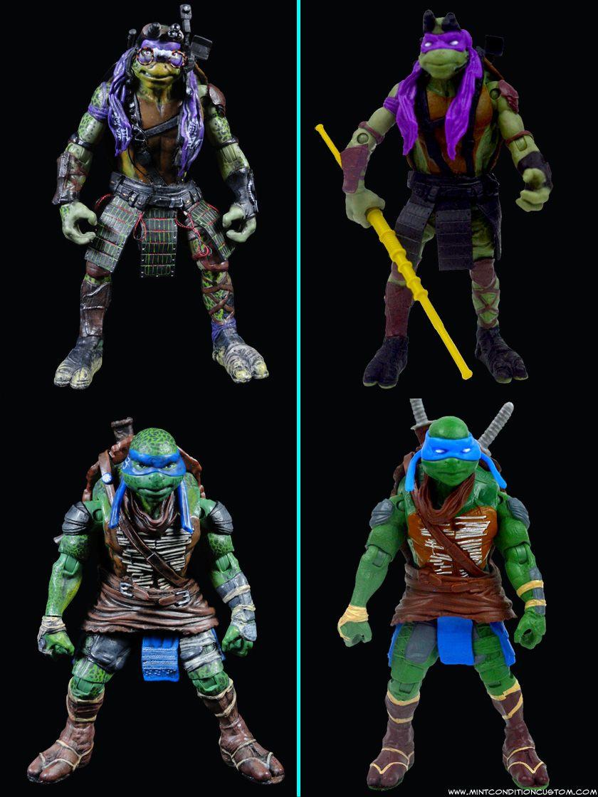 Custom teenage mutant ninja turtles 2014 movie accurate