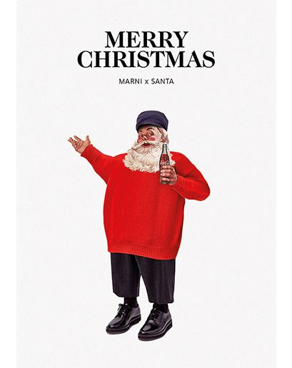 May us all have a Merry stylish Christmas! Well, well...it looks like that lately even the most traditional man in the world has fallen in love with Fashion! Thanks to creative agency Joint London,...
