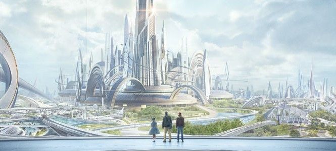 tomorrowland movie set - Google Search | Tomorrowland ...