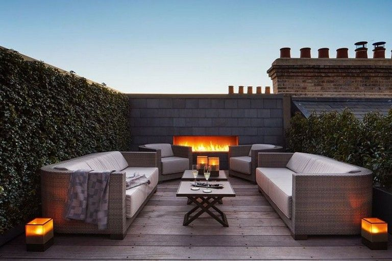 50+ Lovely Rooftop Porch and Balcony Designs That Will Inspire You