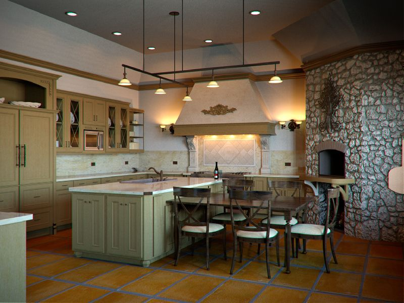 Tuscan Italian Kitchen Decor Ideas Decor Trends A Simple Regarding