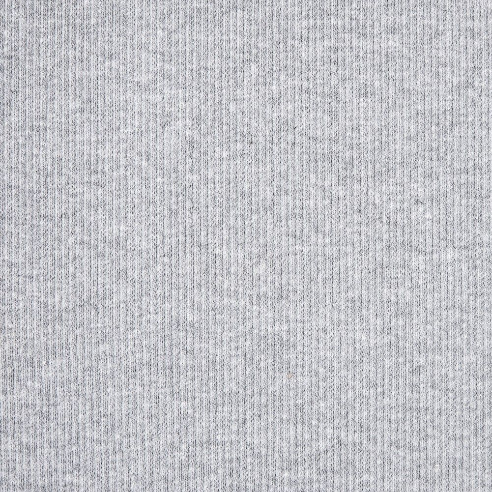 Glacier Gray Cotton Tubular Rib Knit Fabric by the Yard | Mood ... for Soft White Cotton Texture  67qdu