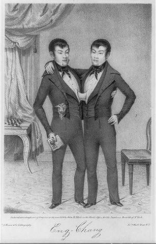 Eng and Chang Bunker: The World's First Siamese Twins ...