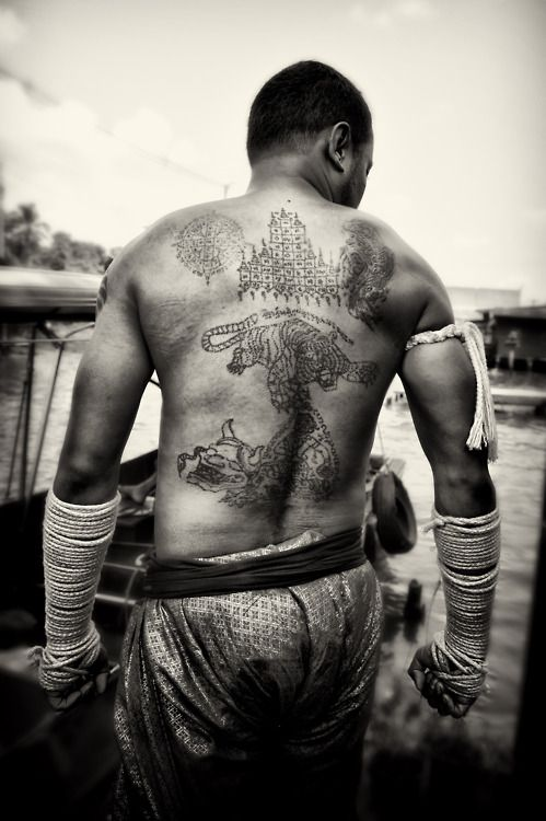 8d9444a09 Fighter Muay boran - ancient thai martial art, father of modern muay thai  Photography: Jacek Poprawski
