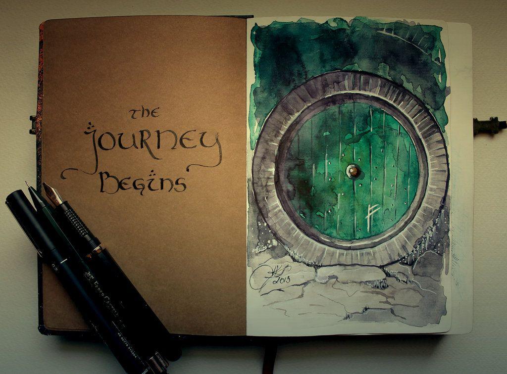 The Journey Begins... by Kinko-White.deviantart.com on @deviantART