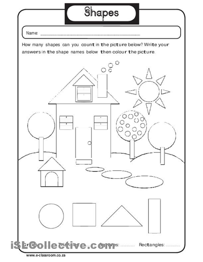 math worksheet : pin by work dept on kindergarten  pinterest  kindergarten and  : Geometry Worksheets For Kindergarten