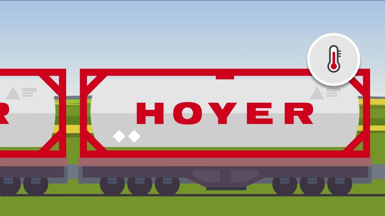 Hoyer Group Smart Logistics English Logistics Group Work