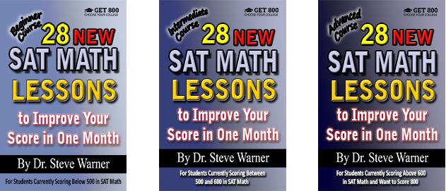 Pin by Dr  Steve Warner on Homeschooling | Sat math, Sat
