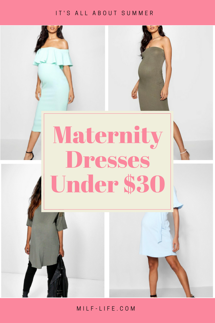 Maternity dresses to wear to a wedding   Maternity Dresses Under  That You Can Wear Postpartum