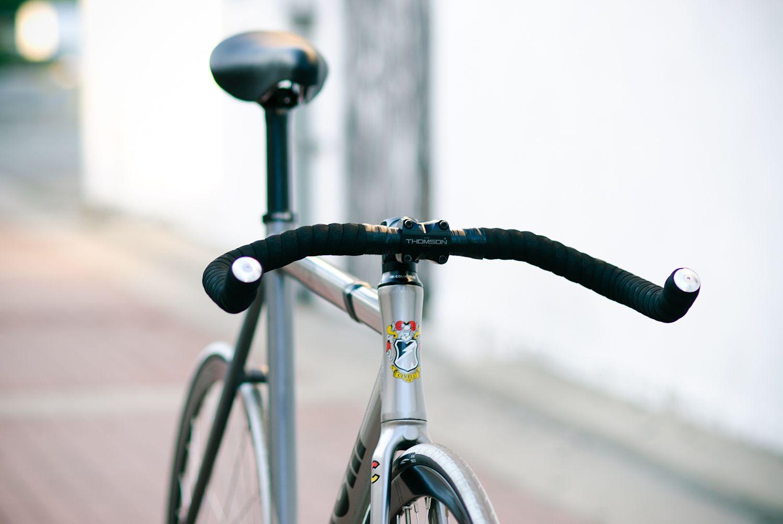 Cinelli Mash Bolt Frameset Fixie Bicicletas Ciclismo