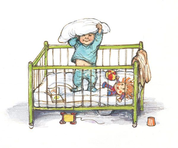 The Illustration Cupboard - Shirley Hughes