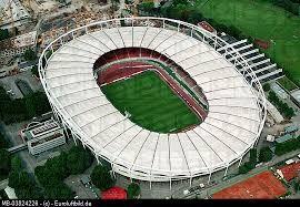Gottlieb Daimler Stadium Stuttgart Com Imagens Arquitectura