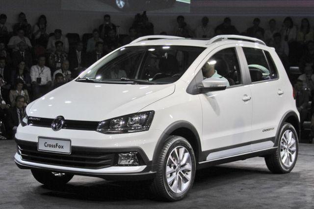 Vw Volkswagen Crossfox 0km 2015