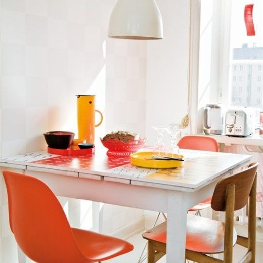 10 Kitchen Nooks That Make Us Want to Brunch All Day (And Their Best Elements) - The Accent™