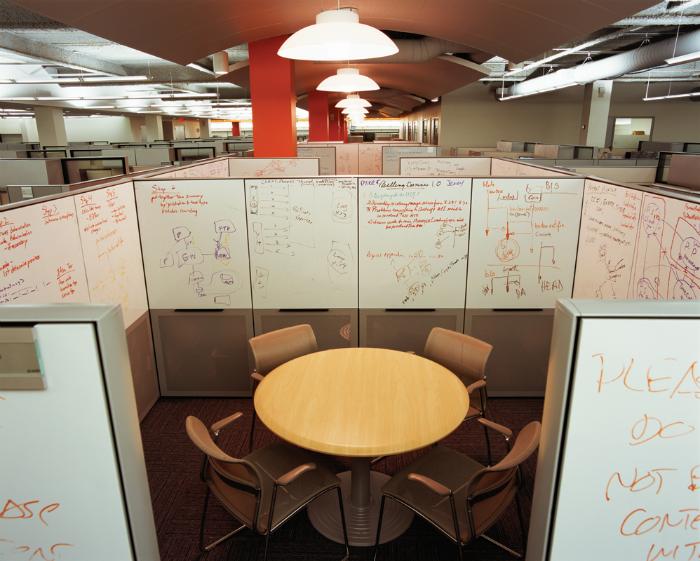 Vonage: NJ Offices Interior Design | Benhar Office Interiors