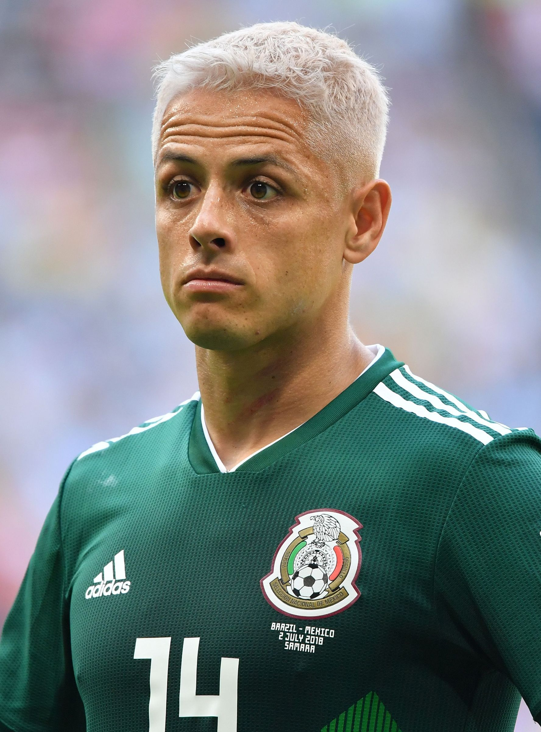 The Real Reason Soccer Players Bleach Their Hair For The World Cup Bleach Blonde How To Look Better Blonde With Pink