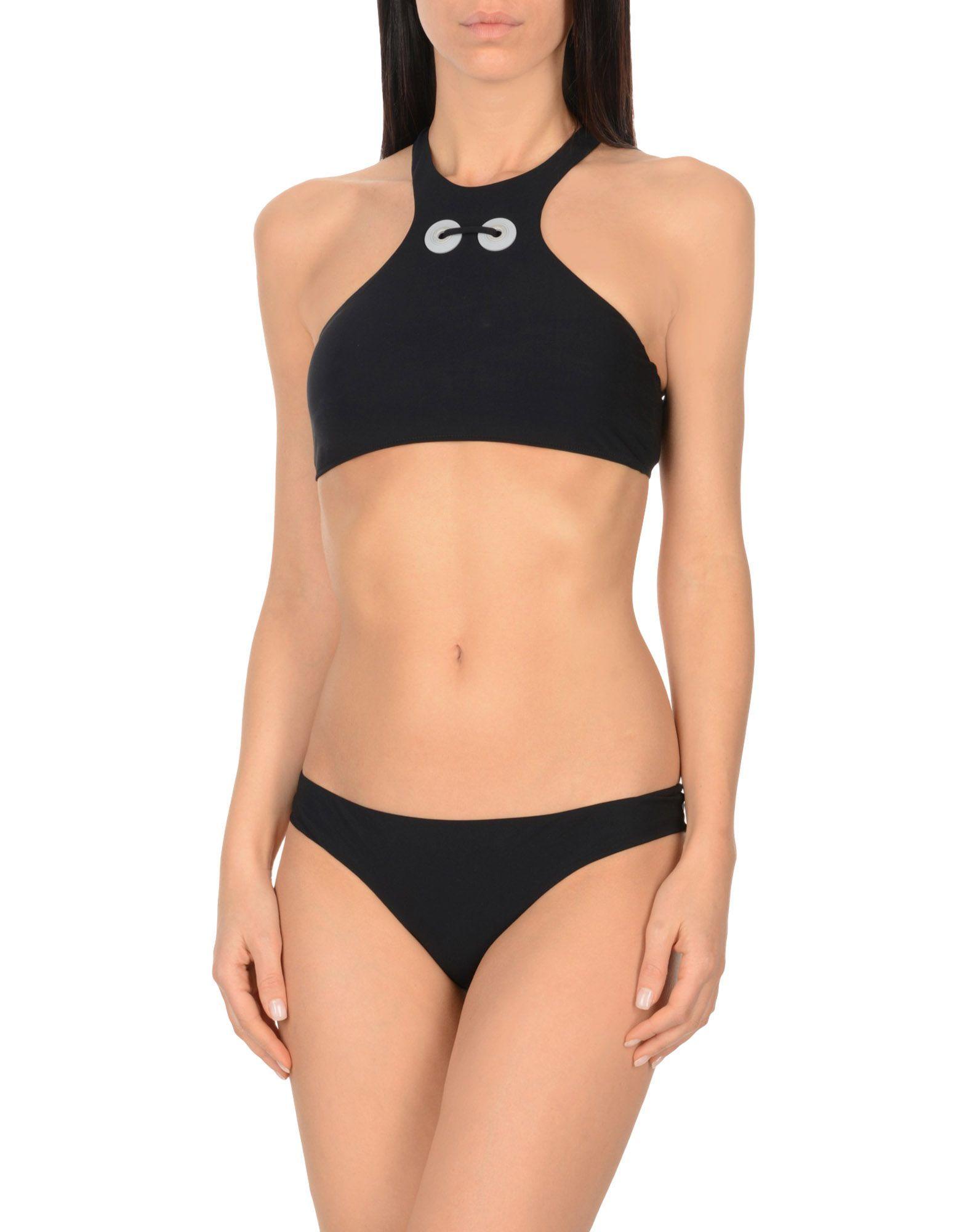 Emporio armani lilla bikini