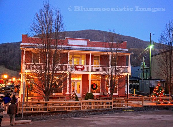Hotel Tavern Downtown West Jefferson Nc In Ashe County Photo By Dale R Carlson