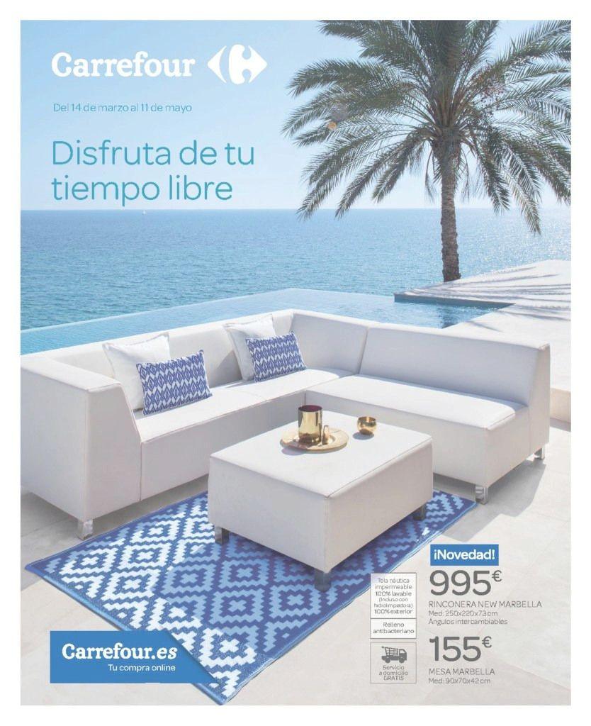 Muebles De Jardin En Carrefour Lujo Muebles Jardin Carrefour Verano 2018 Todo El Catalogo Di 2020