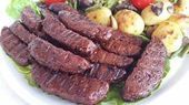 Photo of Seitan Barbeque Sauce Trait de Seitan Barbe Sauce …