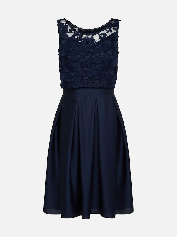 new styles 2fb19 9a62a SWING Cocktailkleid in marine bei ABOUT YOU bestellen ...