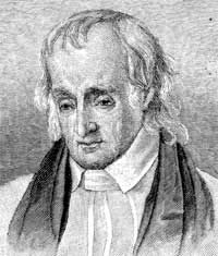 WILLIAM WHITE BISHOP OF PENNSYLVANIA (17 JULY 1836)