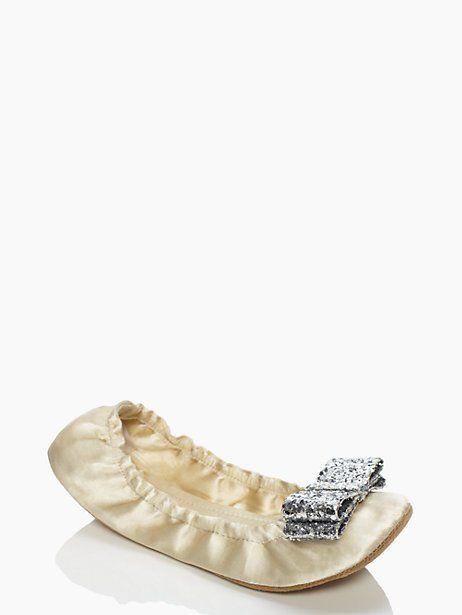 Bridal slippers | Wedding Shoes Bridal Footwear - Flats | Pinterest ...