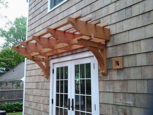 Western Red Cedar Timbers 4x4 2x8 2x4 And 2x2 Pergola