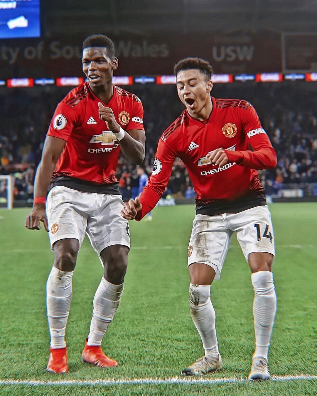 Paulpogba Jesselingard Jlingz Mufc Manchesterunited Mo Manchester United Premier League Lingard Manchester United Manchester United Team