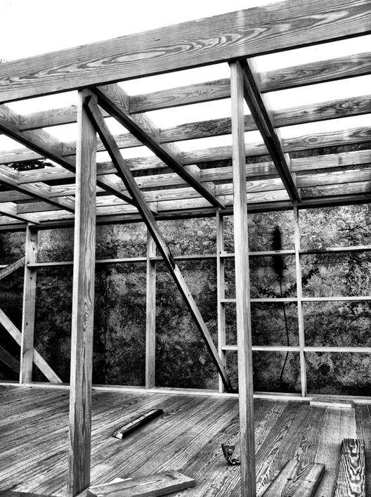 Galería De Casas Estructura De Madera 3 Estructuras De Madera Galerias De Casas Arquitectura En Madera